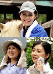 全国の農家のおばさんを訪ねて 咲良しほ 43歳 / 大槻美登利 61歳 / 多賀よしの 55歳